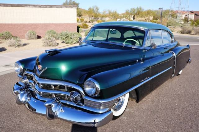 1950 Cadillac DeVille Coupe Rare Series 61 turn key ready For Sale