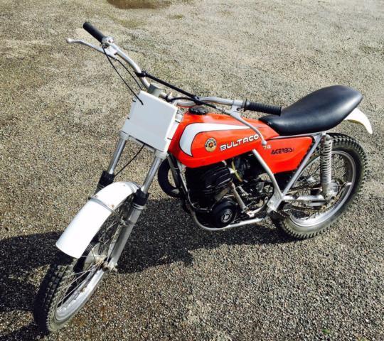 Bultaco 74
