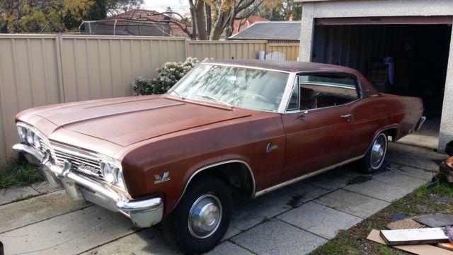Chev Caprice/Impala 1966 2dr coupe