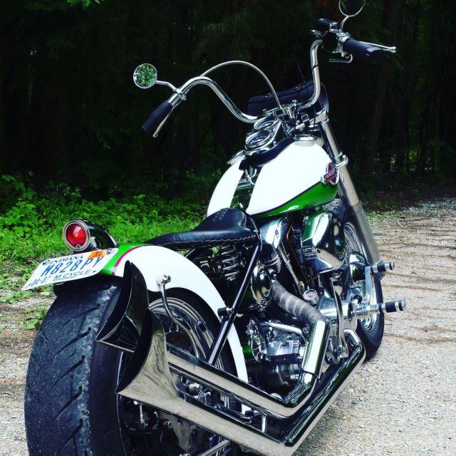 1981 Harley Davidson FXE Shovelhead Bobber/Chopper For Sale