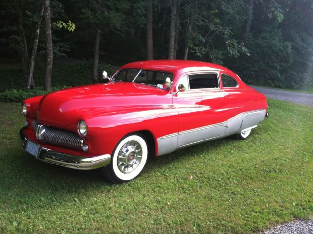 1949 Mercury,custom,lead sled,classic,hotrod