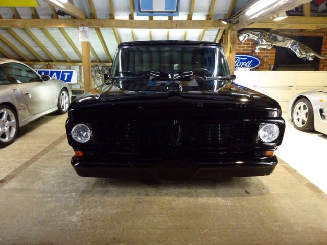 1970 Ford F100 Stepside Custom