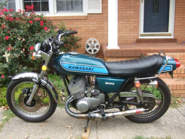 1975 Kawasaki H1F 500