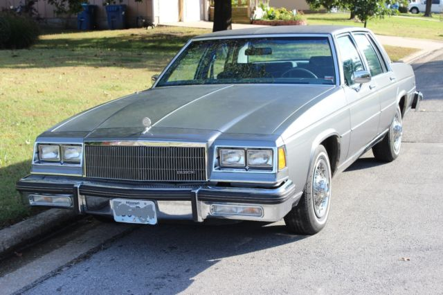 One Owner 1985 Buick LeSabre Collectors Edition 4 Door Sedan