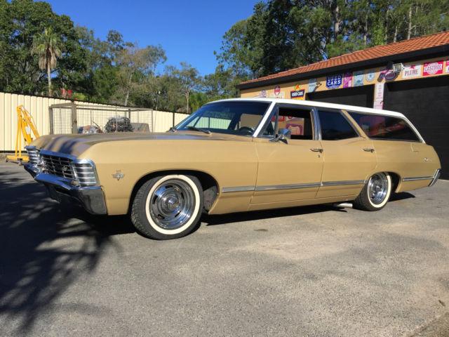 1967 Impala Wagon **Impala Wagon 1967** Nice Cruiser