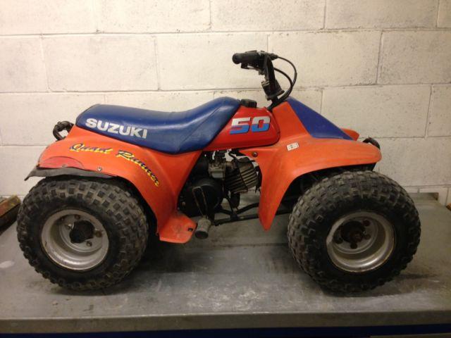 LT50 Suzuki quad
