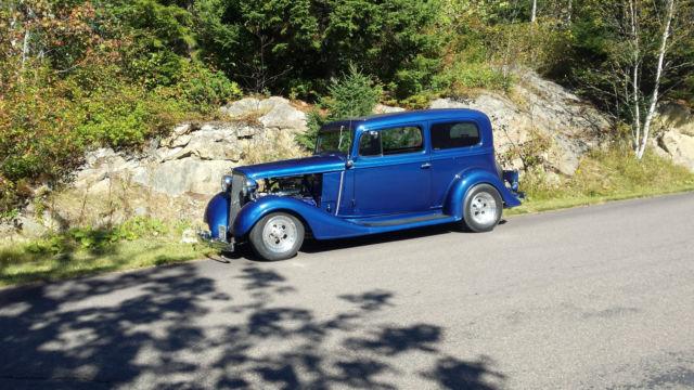 1934 Chevrolet Master Sedan Old School
