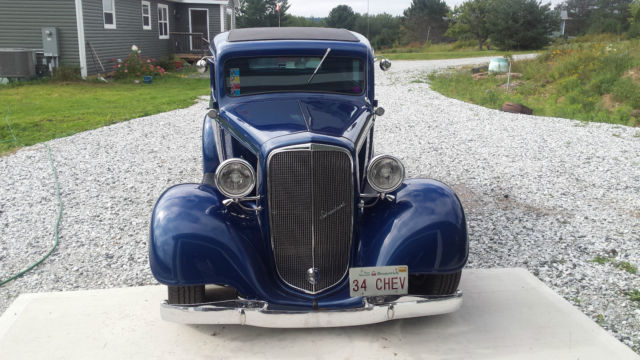 1934 Chevrolet Master Sedan Old School For Sale Titusville, New