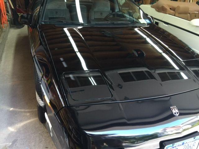 1986 Pontiac Fiero GT 15,000 original miles