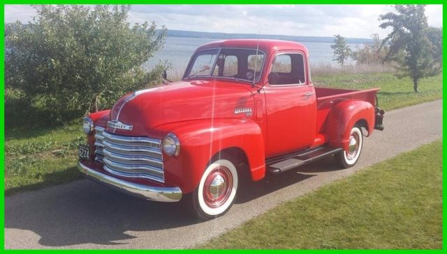 1950 Chevrolet 3100 Used Manual Pickup Truck Chevy