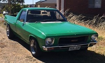 1974 Holden HQ Ute 253 - 5 Speed - V8 - Great Project Car