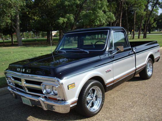 WANTED 1971-1972 GMC Sierra Grande 1500