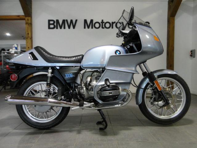 BMW R100RS-MAX BMW RESTORATION- @ MAX BMW CT