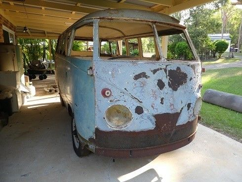 Kombi 1961 15 Window
