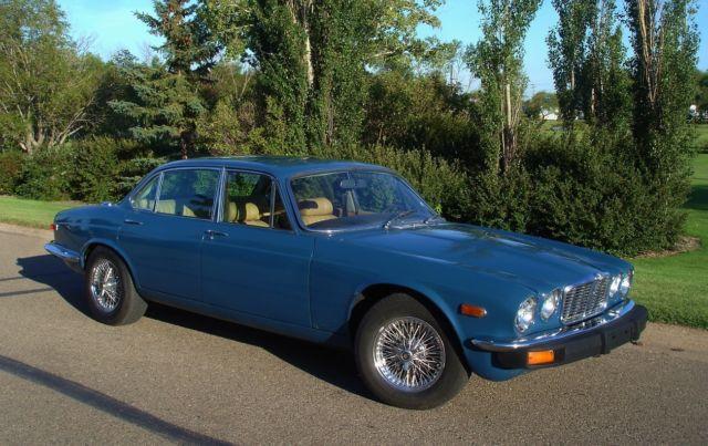 1978 Jaguar XJ12L Series 2 V12  75 76 77
