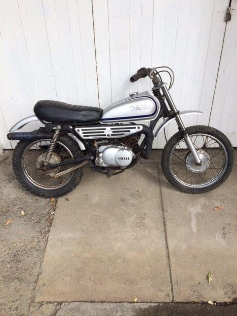 Yamaha DT80 MX