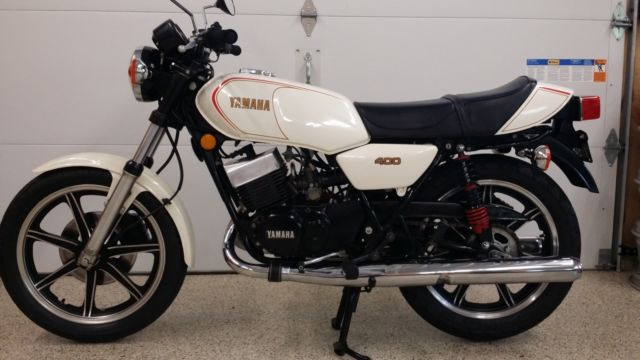 1980 YAMAHA RD400G DAYTONA