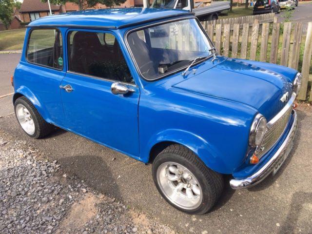 Austin mini 1980 1275cc