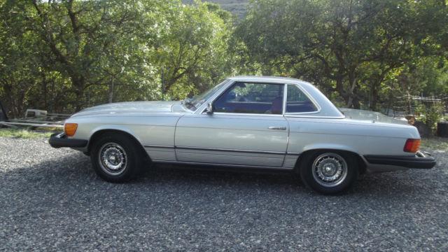 450 SL Mercedez-Benz Coup 1974