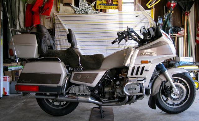 1985 Honda GL1200 Aspencade