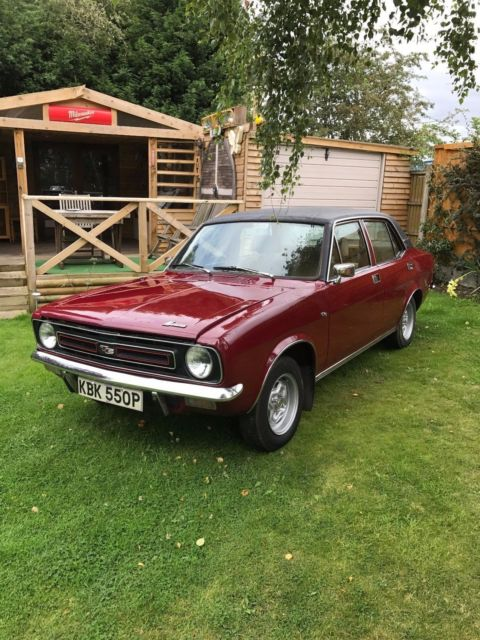 1975 Morris Marina 1.8 Tc 4dr 12 Months Mot , Tax excempt 80k Original Condition