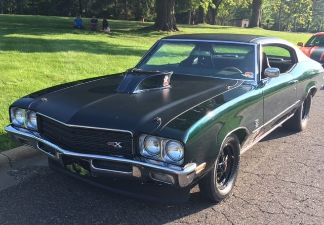 Buick GS / BBC 632 / Big Block Chevy / Pro Street / Muscle Car / GM