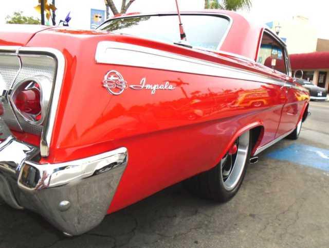 1962 Chevy Super Sport