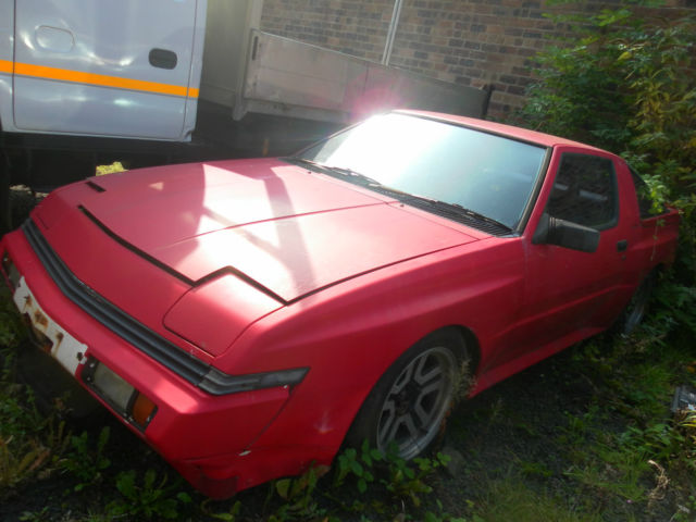 MITSUBISHI STARION TURBOS's  (2 vehicles)