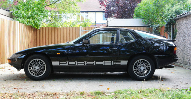 PORSCHE 924, 1984 'B' reg, NEW CLUTCH, MoT, inc. indoor and outdoor covers
