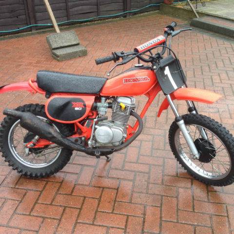 1979 HONDA XR80 RED For Sale BROUGHTON, Lincolnshire ...