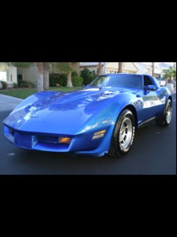 Chevy Corvette 427ci Big Block automatic
