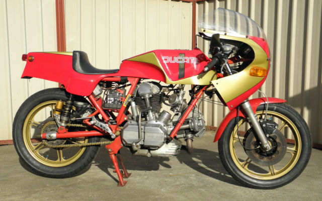 Ducati MHR900 1982 Rebuilt motor only 30,896 klms NCR bodywork great condition