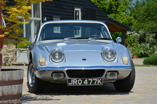1971 Classic Lotus Elan Plus 2 Very Low Mileage in Great Condition