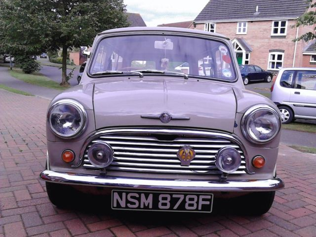 Morris Mini Traveller 1968, similar to Countryman or Estate
