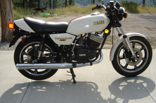 1979 Yamaha Daytona Special RD400
