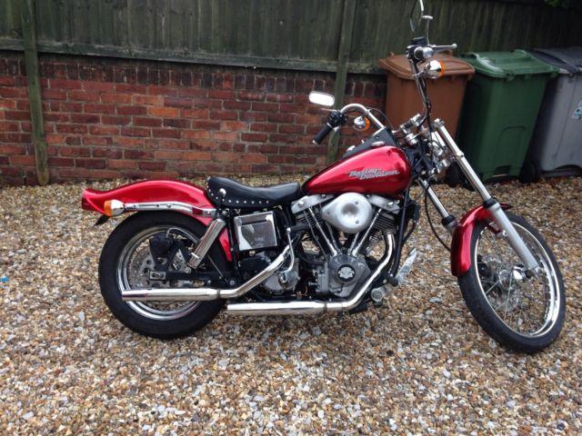 Harley Davidson FXE shovel 1975 For Sale Wirral, Merseyside, United