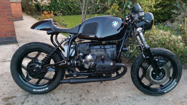 BMW Cafe Racer R80 R100 1000cc High Compression Twin Spark Engine