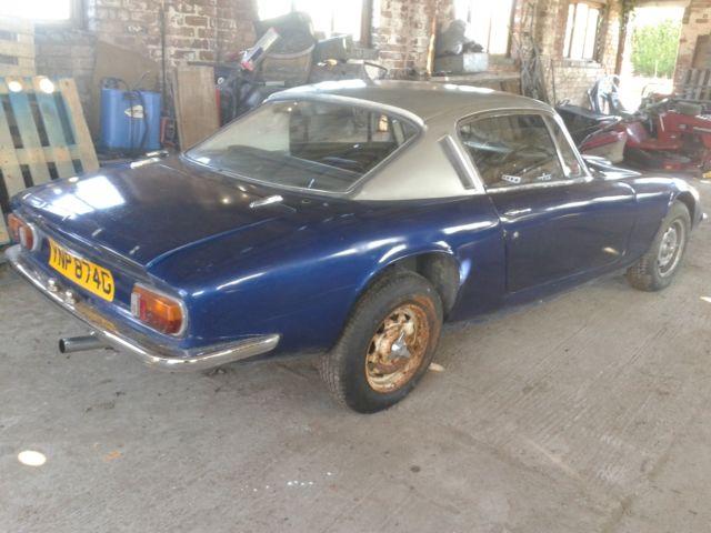 Lotus Elan +2  1969