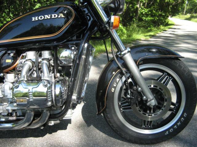 Honda Gold Wing 1982 GL-1100 GL1100 Original 2700 Mile