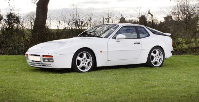 1990 Porsche 944 Turbo S