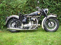 1957 Sunbeam S7 Vintage motorcycle