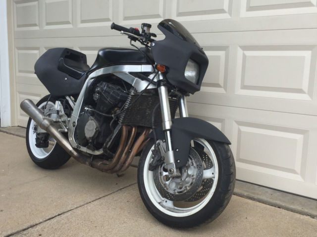 1989 Gsxr750 Streetfighter Track Motorcycle For Sale Saint