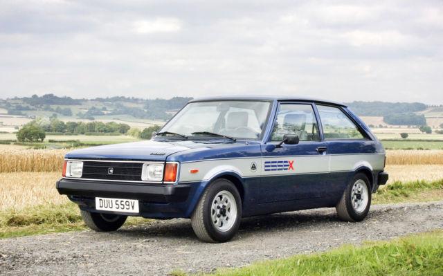 """1980 Lotus Sunbeam Talbot """"ESSEX FORMULA ONE"""""""