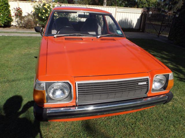 Mazda 1978 323
