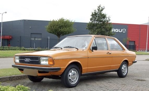 Price Drop Classic 1978 Audi 80 Coupe ONLY 29k Miles Totally original show car.