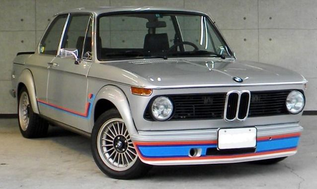 1975 BMW 2002 Turbo - No Reserve Auction - Iconic & wearing Genuine Alpina's