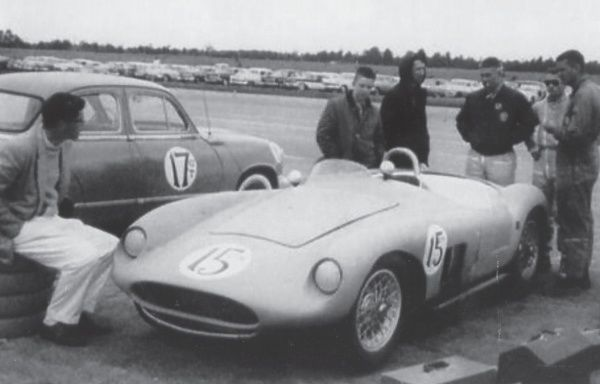 1956 Devin SS Body Mille Miglia/  Goodwood