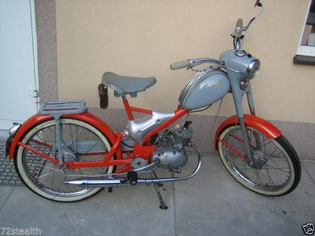 ŻAK MR2 Moped