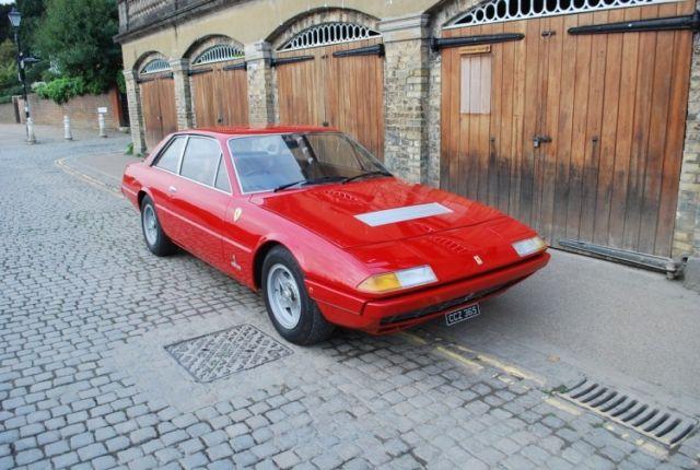Ferrari 365GT  2+2 Series 1
