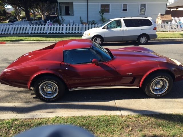 Beautiful 1977 Corvette w/ T-Tops